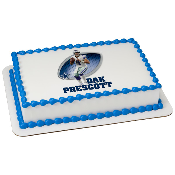 NFL Players PhotoCake® Edible Image®