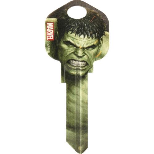 Marvel's Hulk Kwikset 66/97 KW1/10 Key Blank