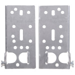 Galvanized Bottom Lift & Roller Brackets