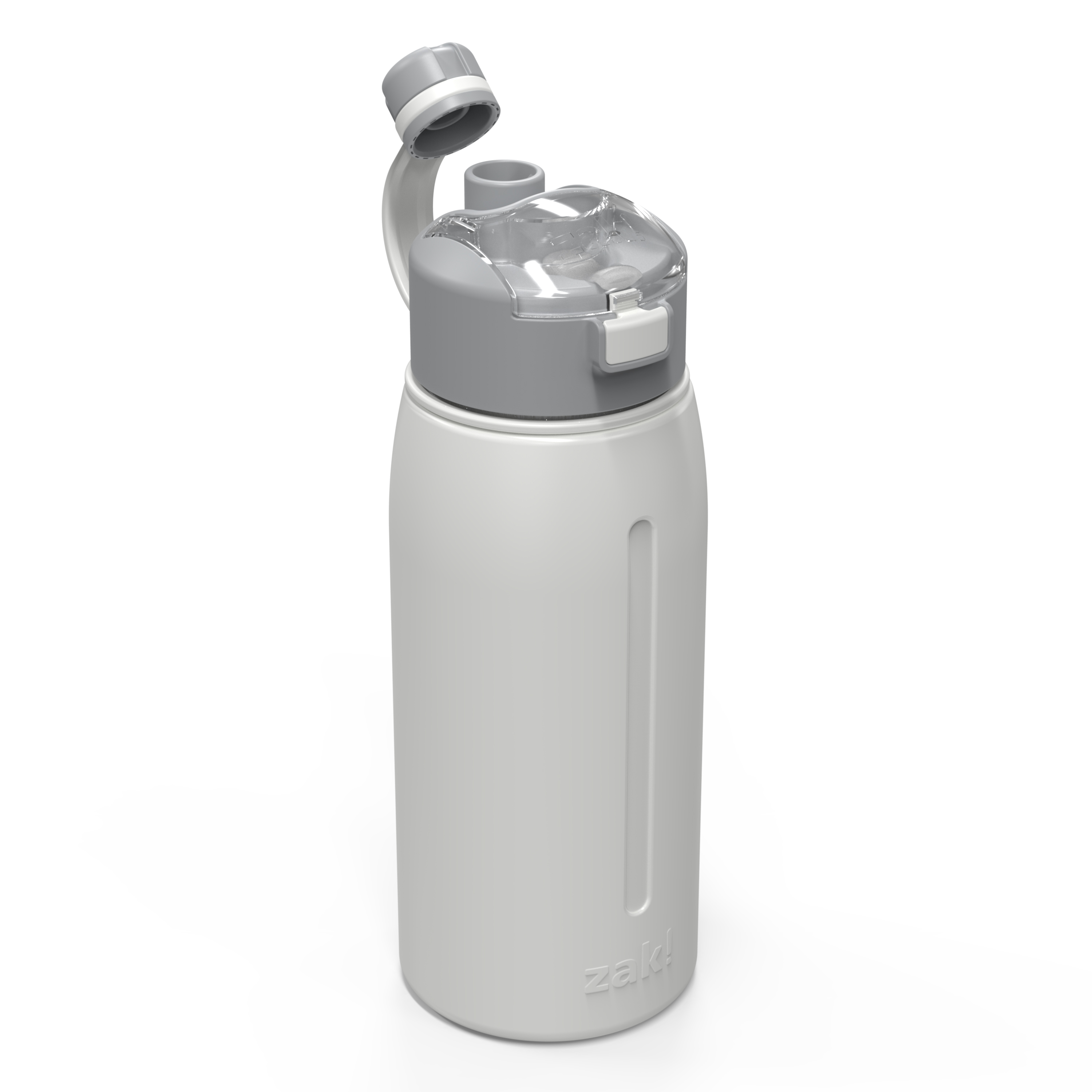 Genesis 24 ounce Vacuum Insulated Stainless Steel Tumbler, Gray slideshow image 3