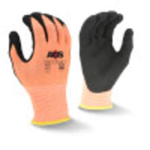 Radians RWG559 AXIS™ Cut Protection Level A6 Sandy Nitrile Coated Glove