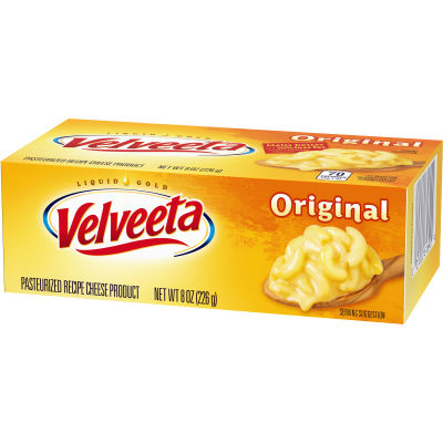 Velveeta Original Cheese 8 oz Box