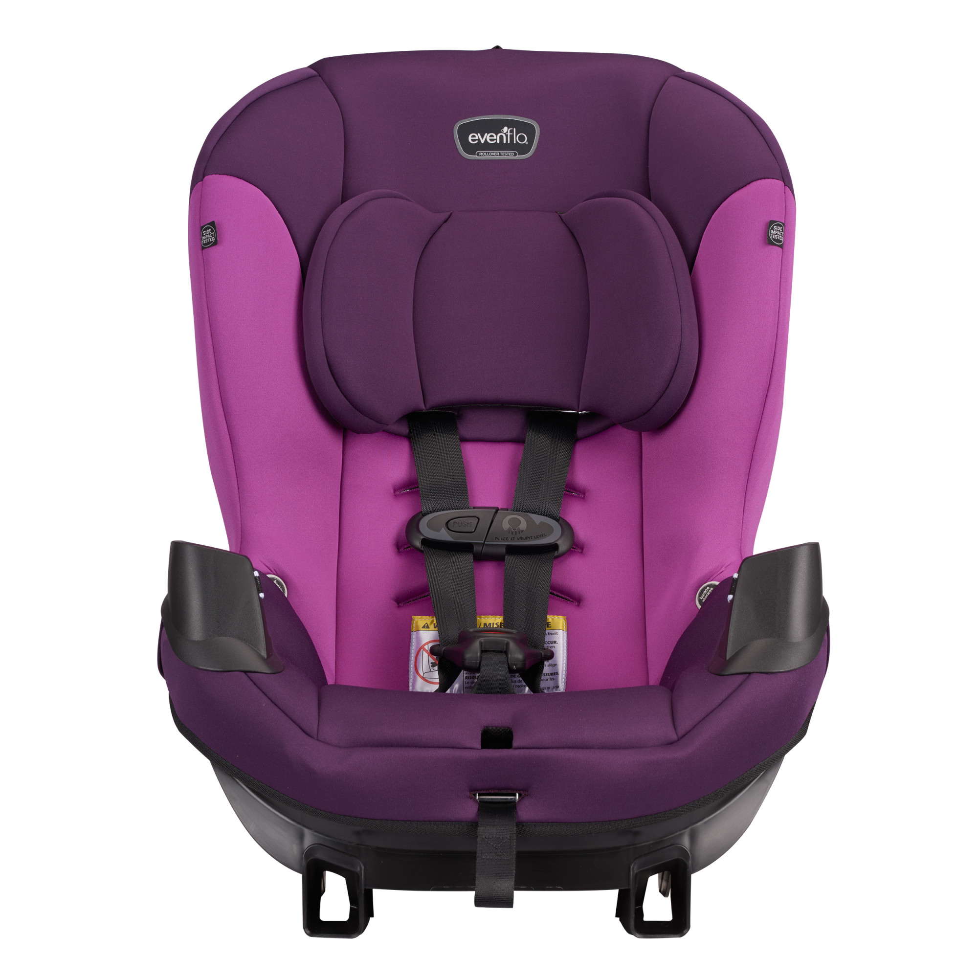 Evenflo New Sonus Convertible Baby Car Seat