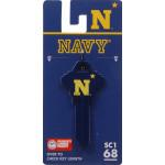 United States Naval Academy Key Blank
