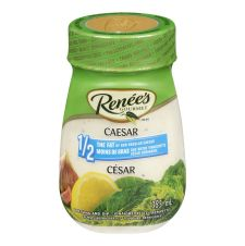 Renees Light Caesar Dressing, 355mL