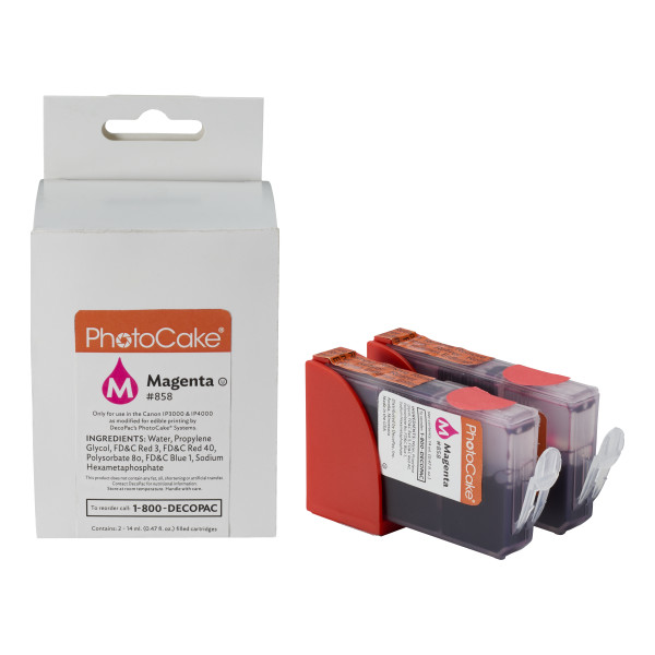 Cartridge, Deco 30 Magenta PhotoCake® Ink