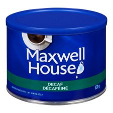 Maxwell House Decaf Ground Coffee