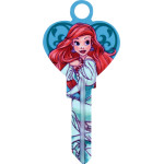 Disney The Little Mermaid - Heart Shaped Ariel Key Blank