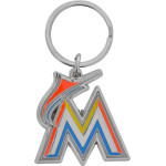 MLB Miami Marlins Key Chain