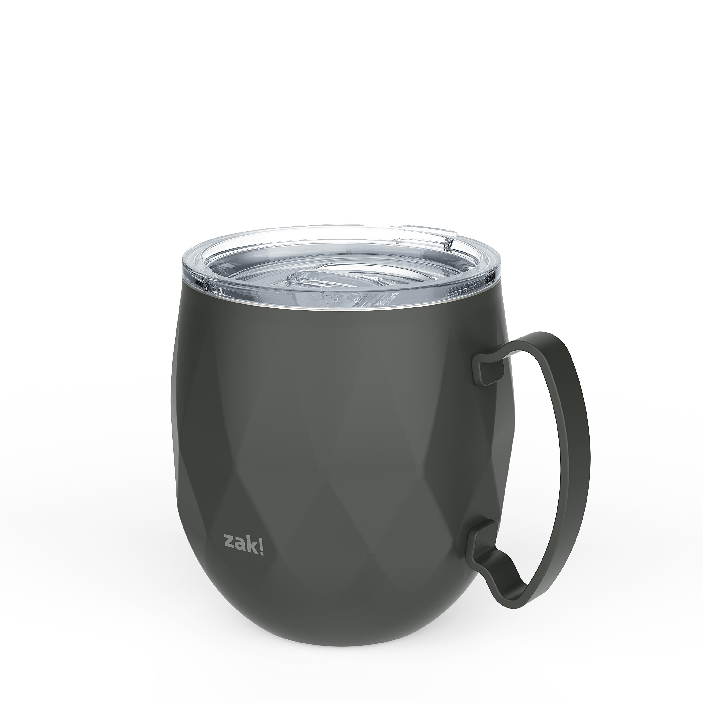 Fractal 19 ounce Mule Mug, Charcoal slideshow image 2