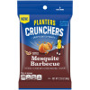 Planters Crunchers Mesquite Barbecue Crispy Coated Peanuts 2.25 oz Bag