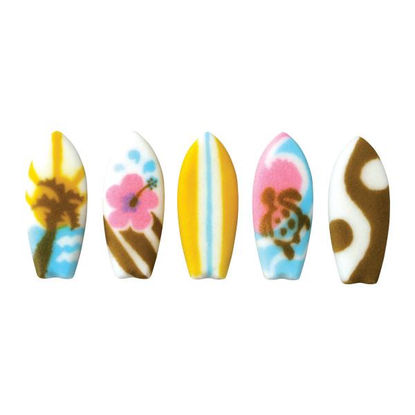 Surfboards Assortment Dec-Ons® Decorations