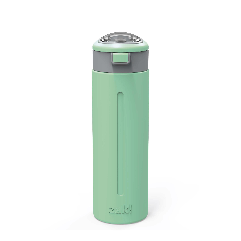 Genesis Vaccum Insulated Stainless Steel Water Bottle, Neo Mint slideshow image 1