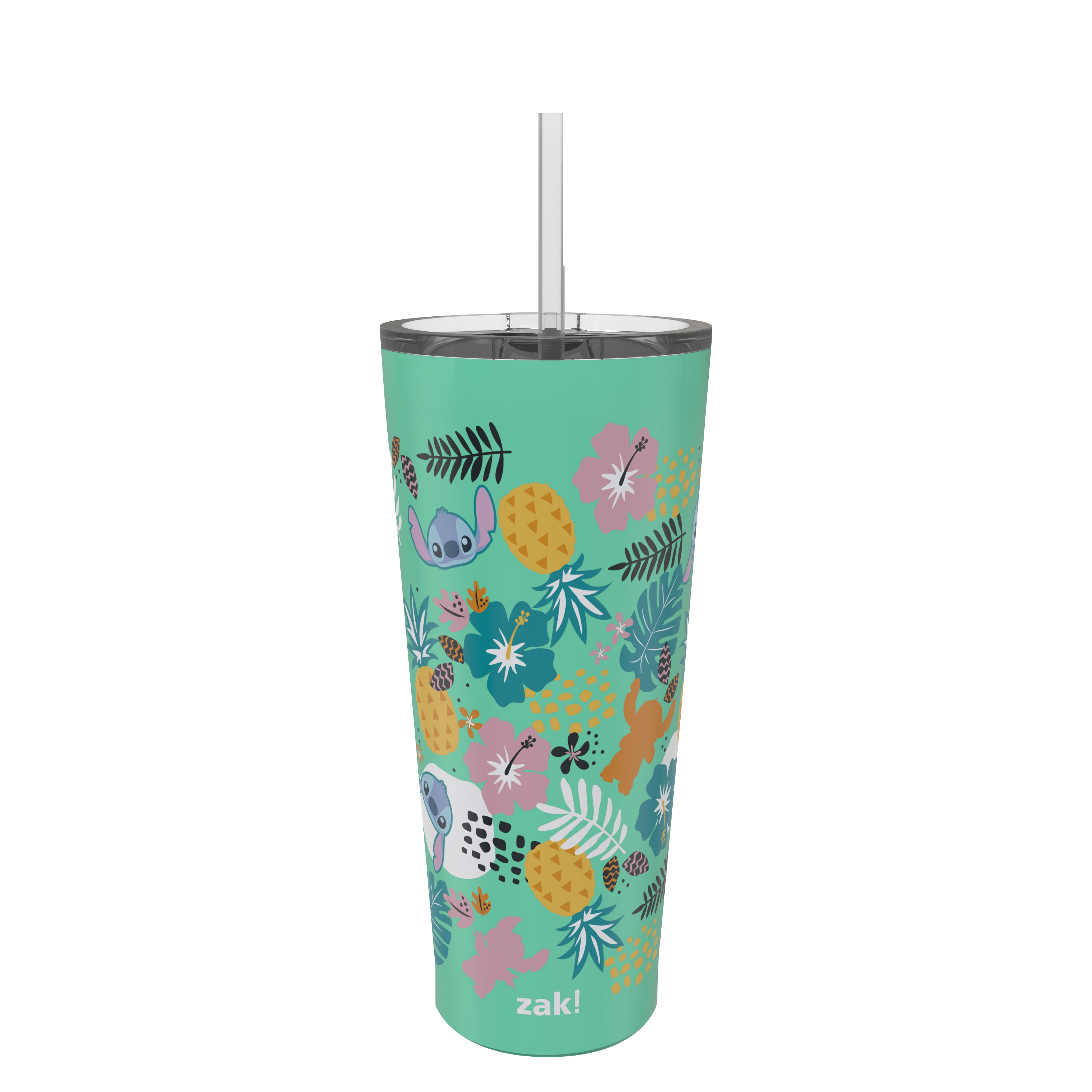 Disney 25 ounce Reusable Water Bottle, Lilo and Stitch slideshow image 1