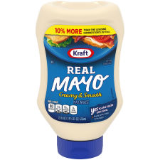 Kraft Real Mayonnaise 22 fl oz Bottle
