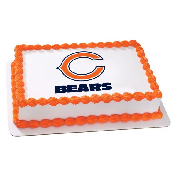 NFL Team PhotoCake® Edible Image®