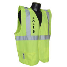 Radians SV4 Economy Type R Class 2 Public Safety Police Legend Breakaway Safety Vest