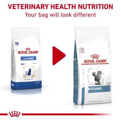 Royal Canin Veterinary Diet Feline Ultamino Dry Cat Food