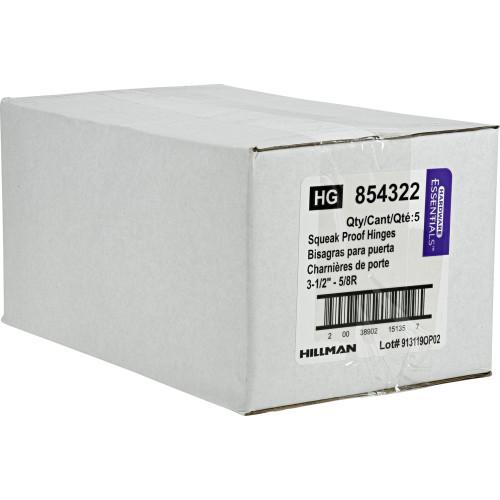 Hardware Essentials Squeak-Proof 5/8