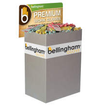Bellingham® COOL™ Glove Half Bin