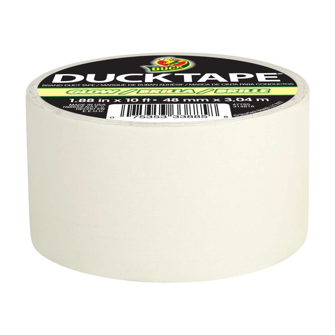 Solid Glow-in-the-Dark Duck Tape®