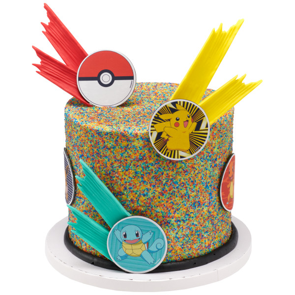 Pokémon™ Ready Battle! PhotoCake® Edible Image®