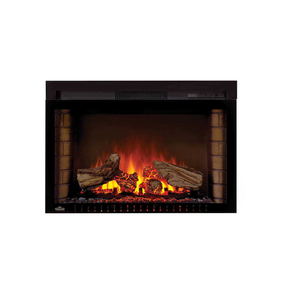 Click to view Cinema™ Log 29 Built-in Electric Fireplace