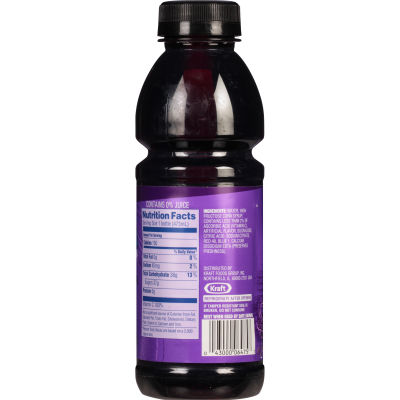 Kool-Aid Grape Ready-to-Drink Soft Drink 12 - 16 fl oz Bottles