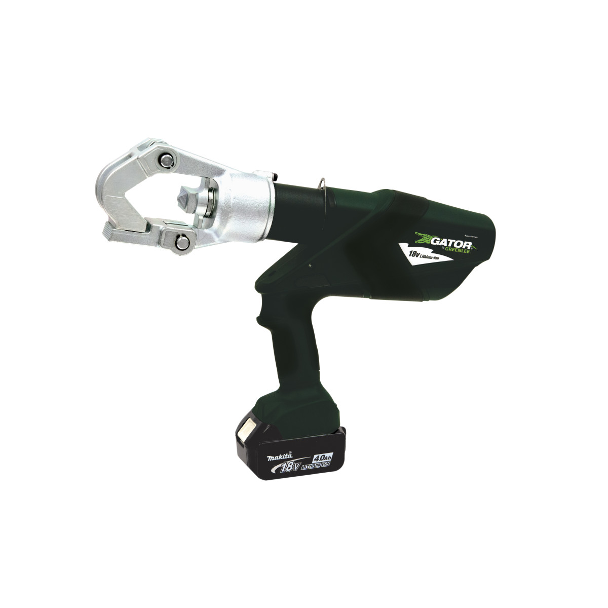 Greenlee EK12IDLX11 CRIMPER INDENT, 12T LI, STD, 120V