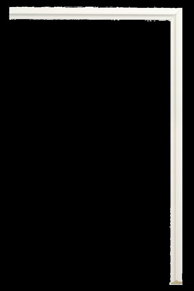 White Fillet White 5/16