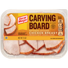 Oscar Mayer Carving Board Rotisserie Chicken Breast 7.5 oz Tray