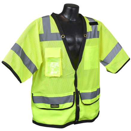 Radians SV59-3 Type R Class 3 Heavy Duty Surveyor Vest