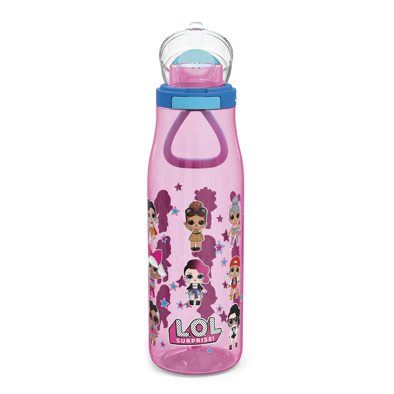 LOL Surprise 25 ounce Water Bottle, Favorite LOL Characters, 3-piece set slideshow image 2