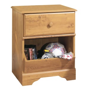 Little Treasures - 1-Drawer Nightstand