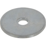 Metric Fender Washers Zinc