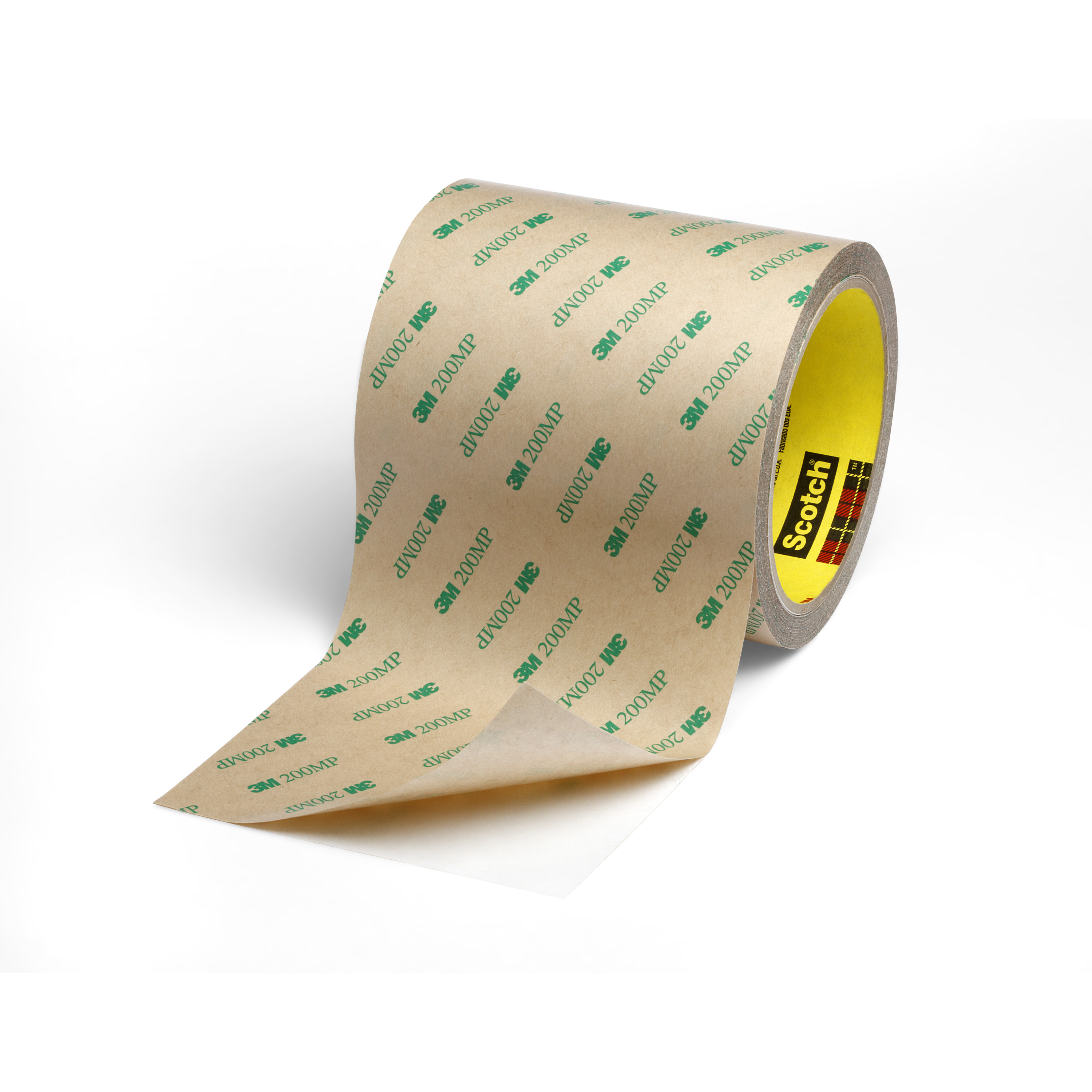3M™ Double Coated Tape 9495MPF, Clear, 5.7 mil, Roll, Config