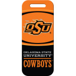 Oklahoma State Cowboys Large Luggage Quick-Tag