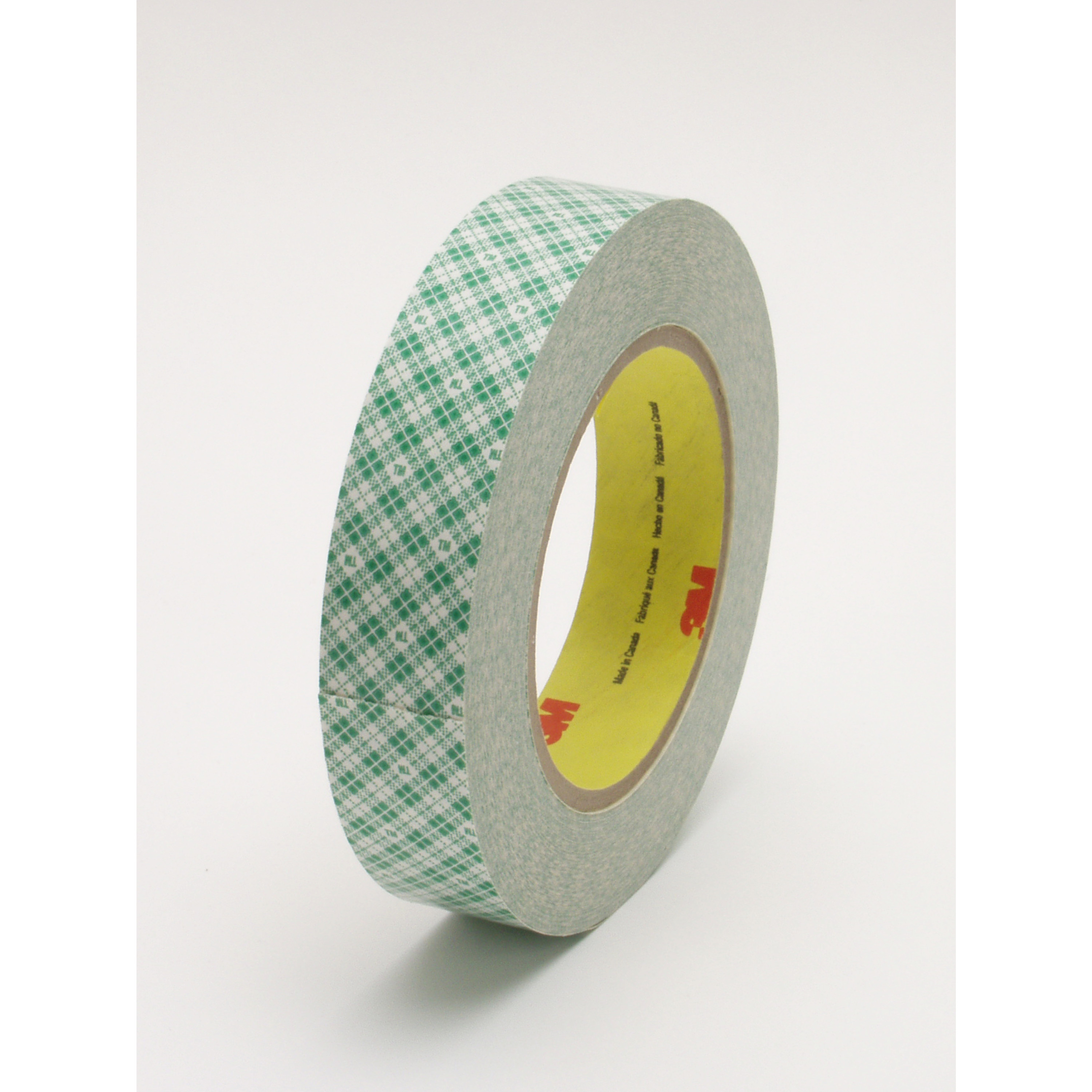 3M™ Double Coated Paper Tape 410M, Natural, 5 mil, Roll, Config