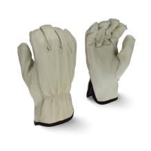 Radians RWG4122 Economy Grain Cowhide Keystone Thumb Leather Driver