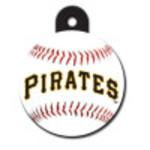 Pittsburgh Pirates Large Circle Quick-Tag