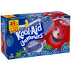 Kool-Aid Jammers Blue Raspberry Ready-to-Drink Soft Drink 10 - 6 fl oz Packets