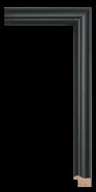 Black Reflections Black 1 1/4