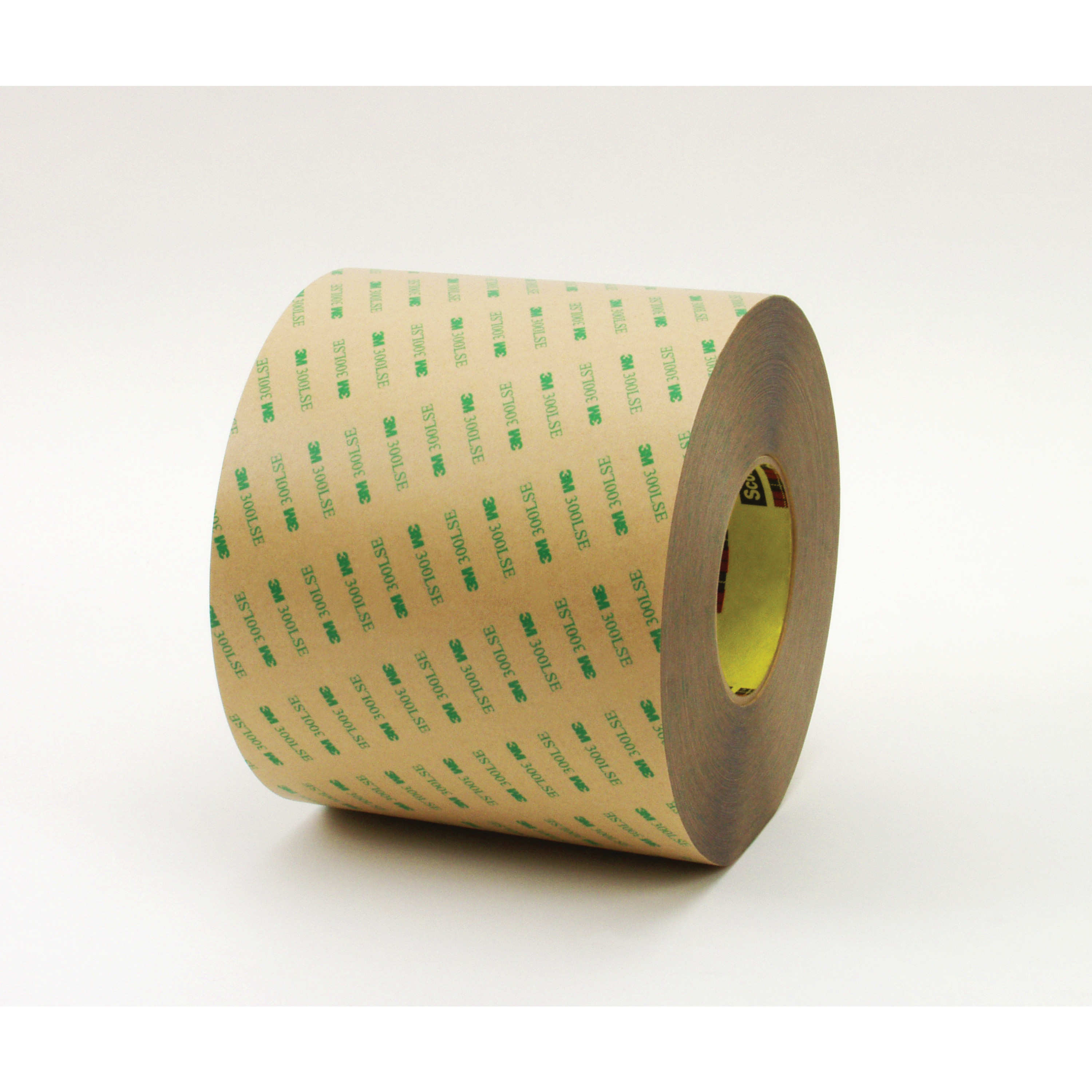 3M™ Adhesive Transfer Tape Double Linered 8132LE, Clear, 24 in x 36 in, 2 mil, 100 sheets per case