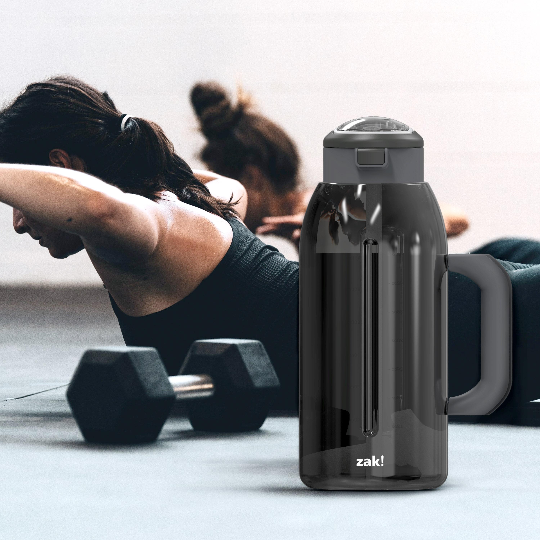 Genesis 64 ounce Water Bottles, Charcoal slideshow image 6