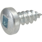 Zinc Pan Head Square Drive Sheet Metal Screws