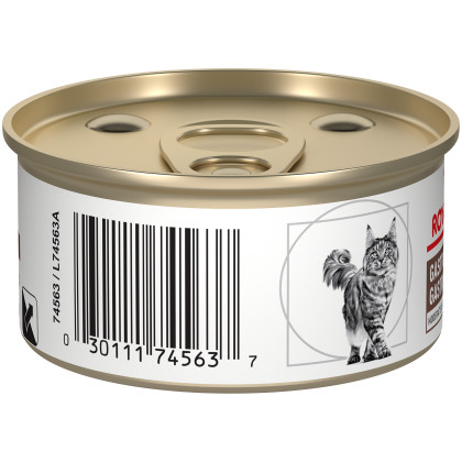 Royal Canin Veterinary Diet Feline Gastrointestinal Moderate Calorie Thin Slices in Gravy Canned Cat Food
