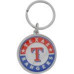 MLB Texas Rangers Key Chain