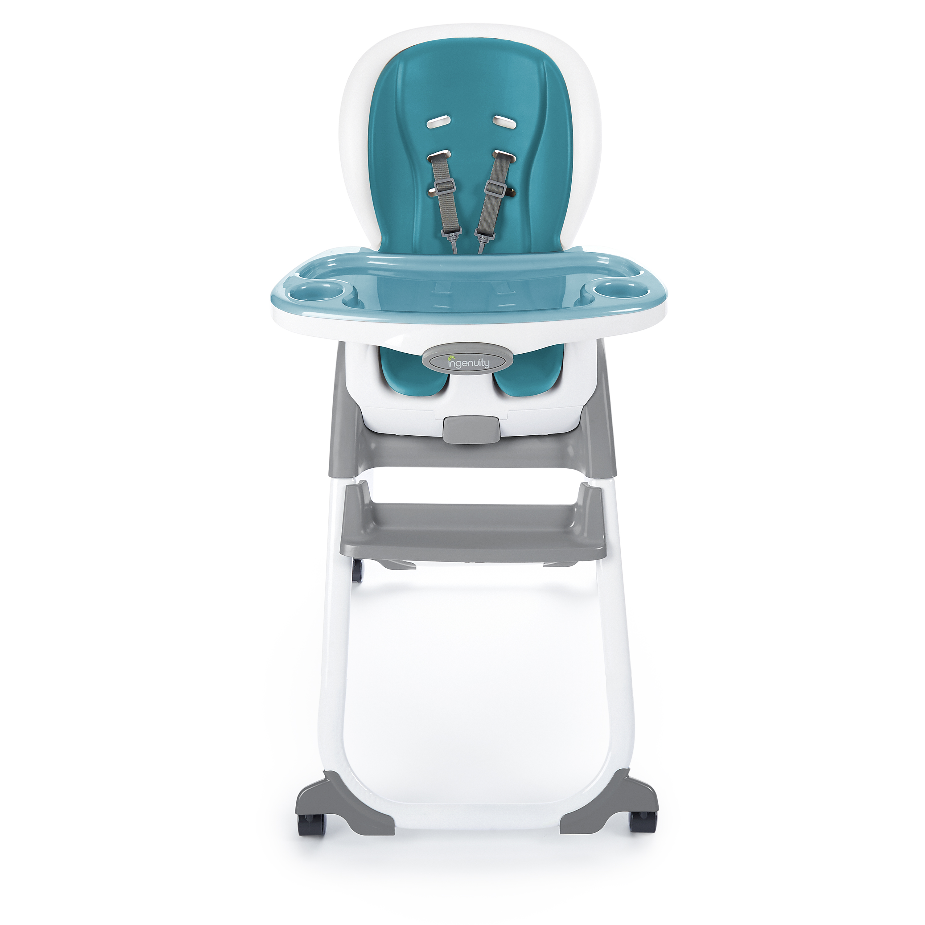 Ingenuity SmartClean Trio Elite 3-in-1 High Chair - Peacock