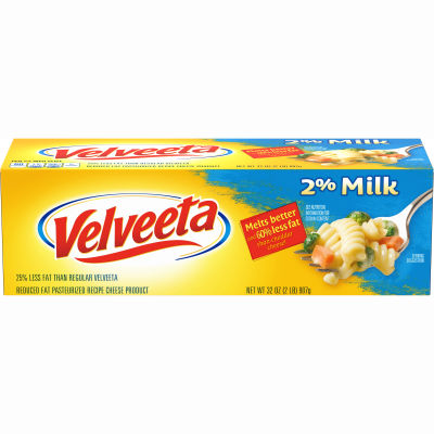 Velveeta 2% Milk Cheese 32 oz Box