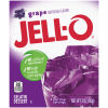 Jell-O Grape Gelatin Dessert 3 oz Box